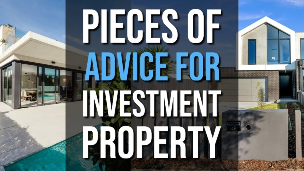 The 10 Best Pieces Of Advice On Investment Property