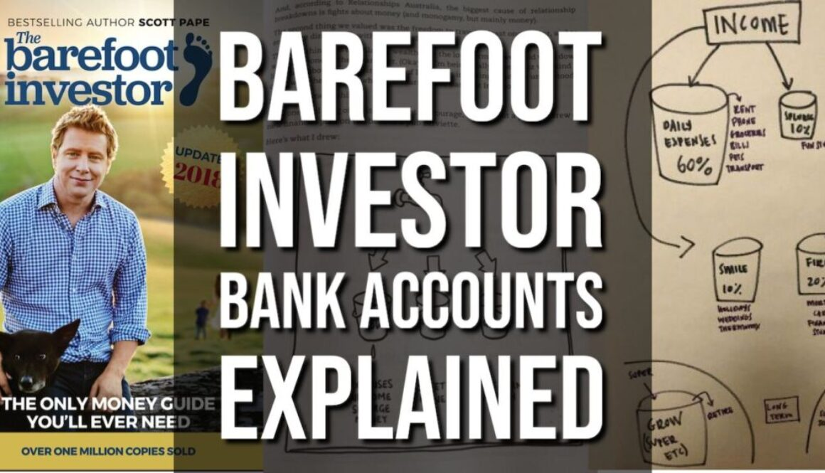 Barefoot Investor Bank Accounts Explained