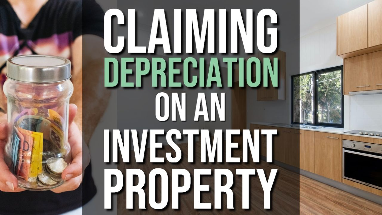 Claiming Depreciation On Investment Property